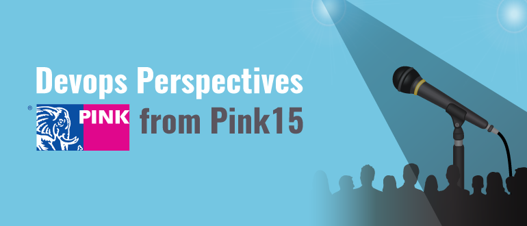 DevOps Perspectives from Pink15