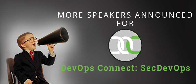 Jez Humble Leads Next Round of Speakers Announced for DevOps Connect @ RSA Conference