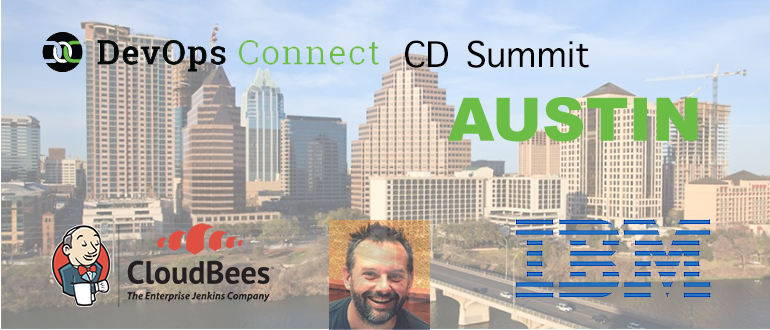 Come to DevOps Connect: CD Summit in Austin, October 8th with Jez Humble