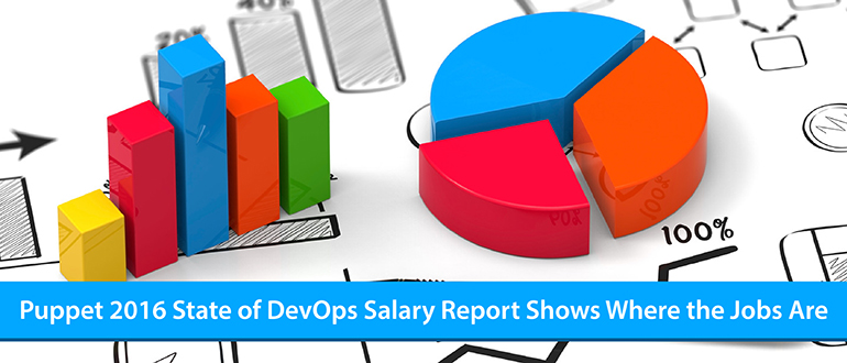 Puppet 2016 State of DevOps Salary Report: Where the Jobs Are