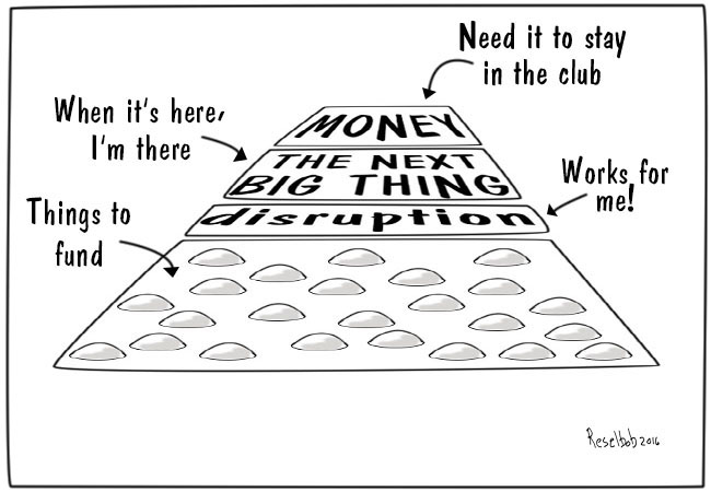 How a VC Sees the World