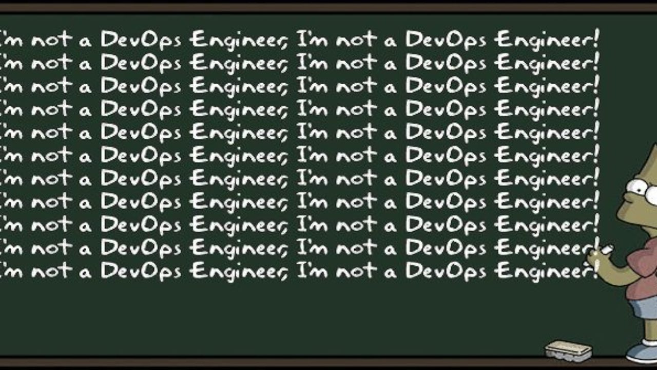 DevOps Lessons Learned - The