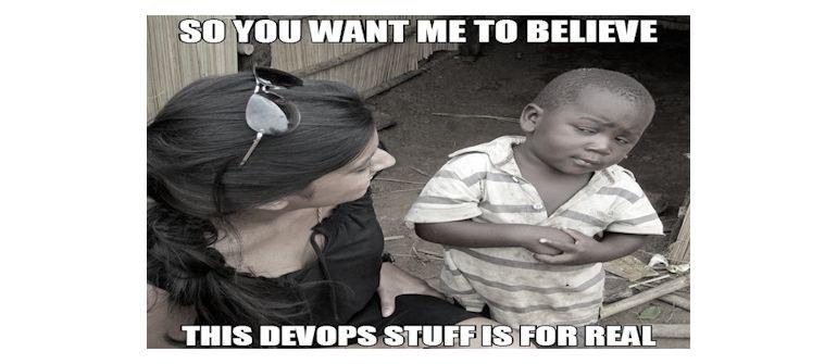 DevOps Dirty Little Secrets