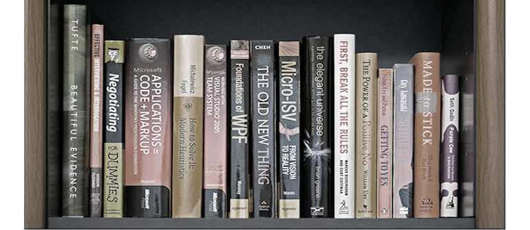 My DevOps Bookshelf