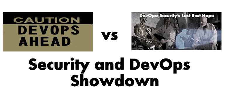 Security and DevOps showdown