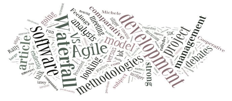 Waterfall and Agile, the effect of automation and continuous integration
