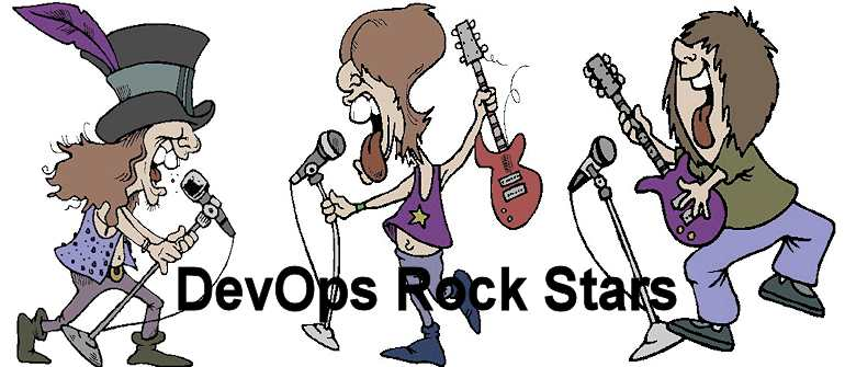 DevOps Rock Star dinner