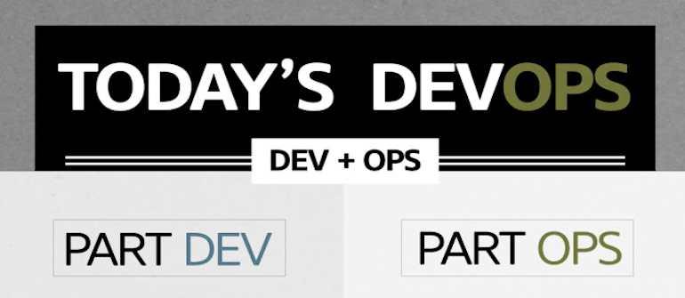 Part Dev, Part Ops