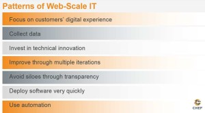 patterns of webscale