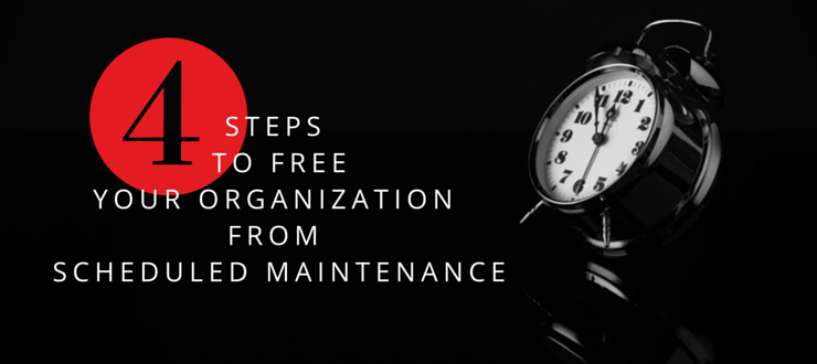 4 Steps to Free Your Organization