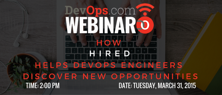 HOW HIRED HELPS DEVOPS ENGINEERS