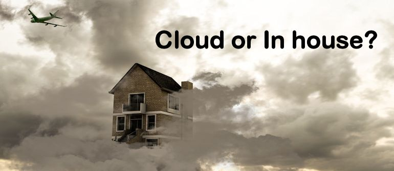 Cloud or In-house with Chris Kinsman, Part 1