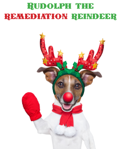 Rudolph the Remediation Reindeer from OrcaConfig