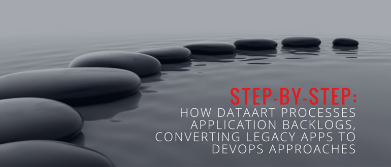 Step-By-Step: How DataArt Processes Application Backlogs, Converting Legacy Apps with DevOps