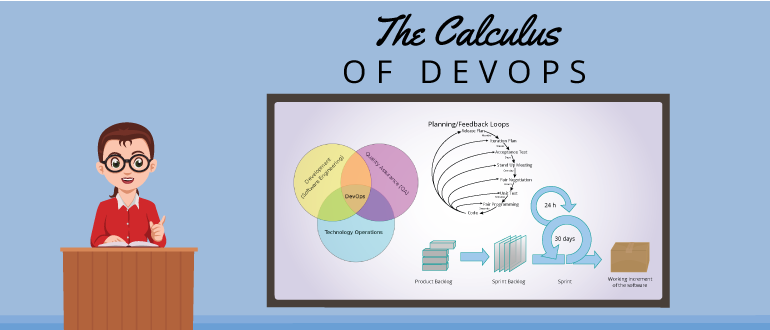 The Calculus of DevOps