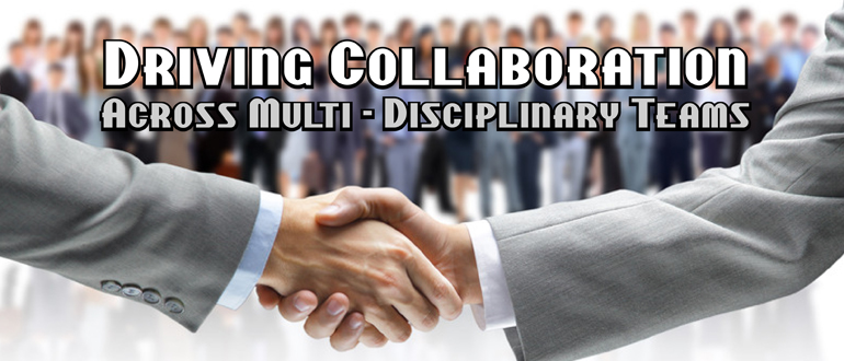 Steer SAFely – Driving collaboration across multi-disciplinary teams