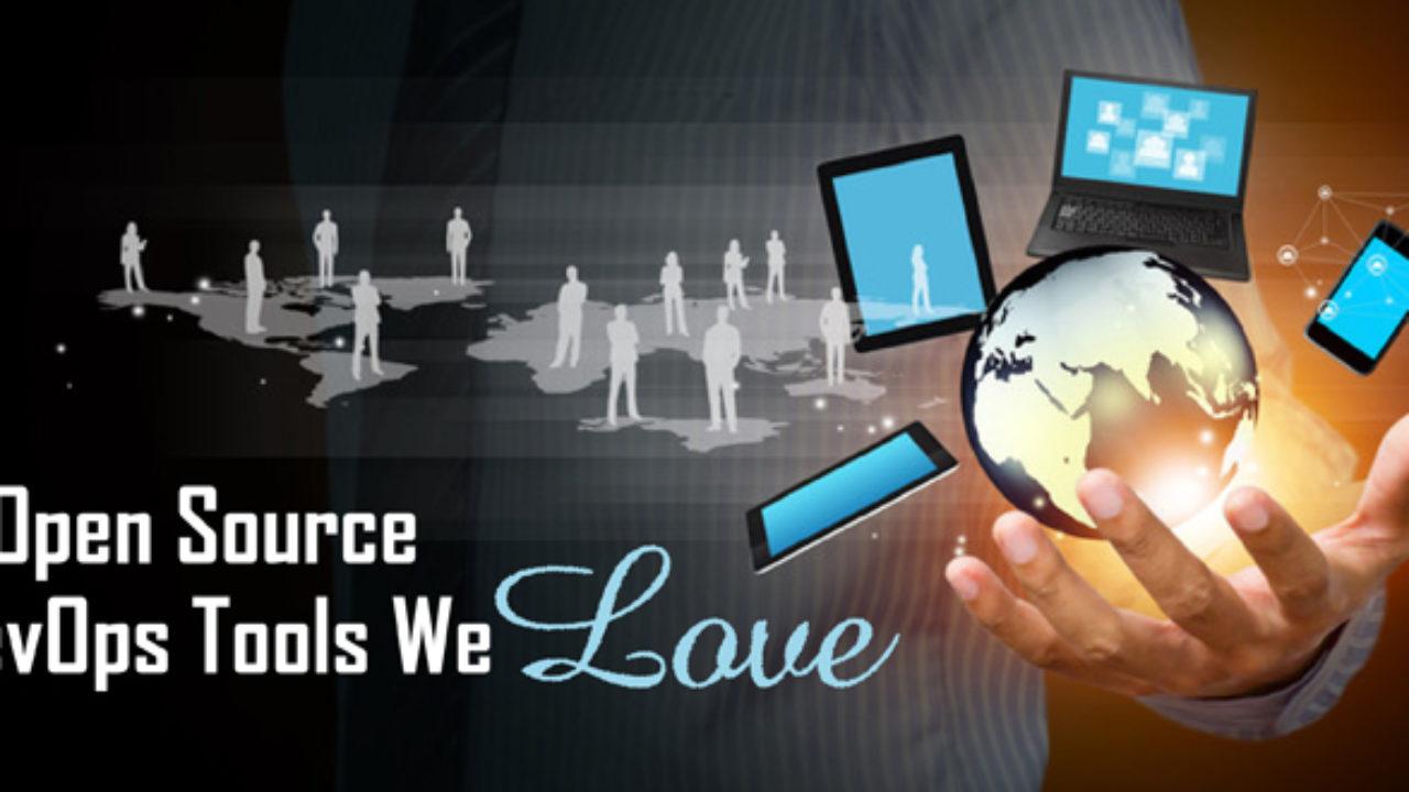 9 Open Source DevOps Tools We Love - DevOps com