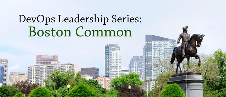 DevOps Leadership Series: Boston Common