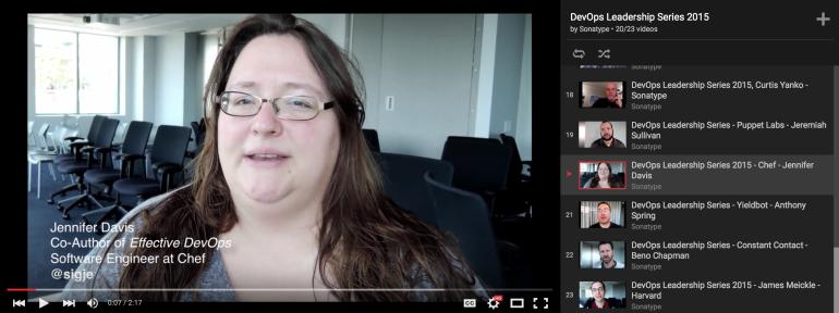 DevOps Leadership Series 2015: Women & Diversity