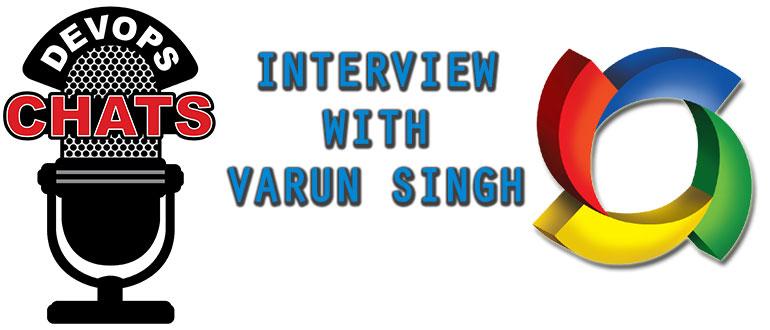 DevOps Chat: Varun Singh, CTO of ScaleArc