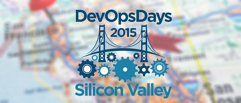 Devops Days Silicon Valley, you don't want to miss it