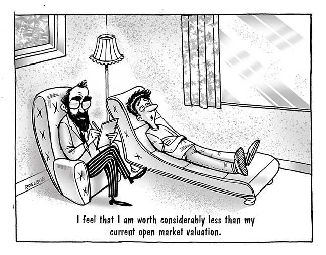 self valuation