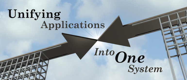 Unifying Applications into One System