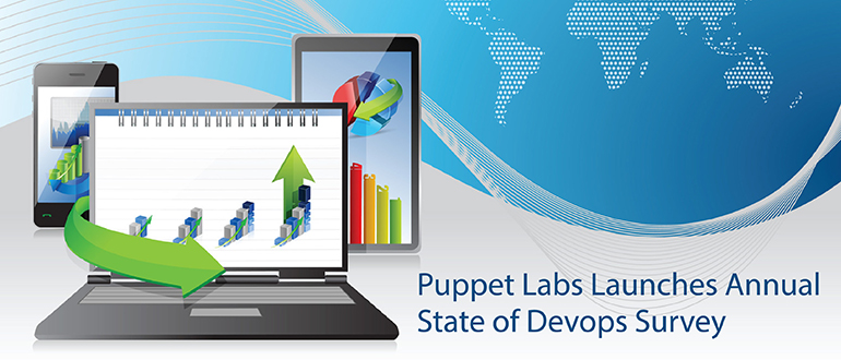 Puppet Labs Launches Annual State of DevOps Survey