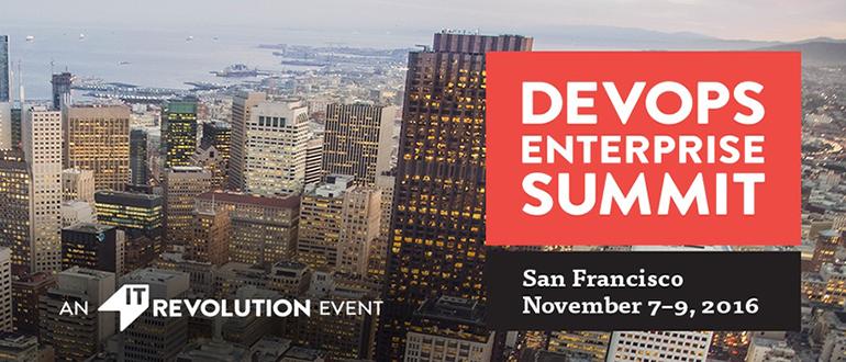 Submit your proposal for DevOps Enterprise Summit San Francisco!