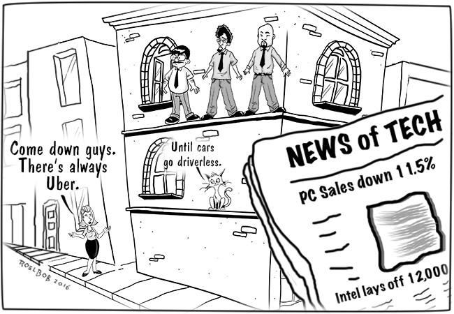 A World Without PCs