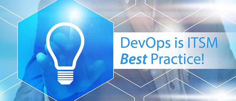 DevOps is ITSM Best Practice!