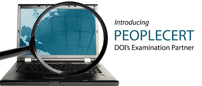 Introducing PEOPLECERT, DOI's Examination Partner