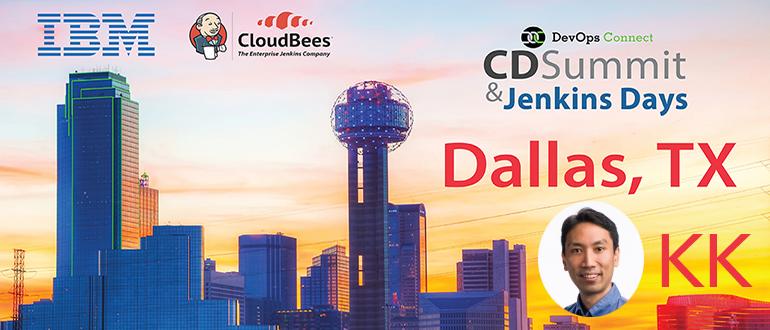 Jenkins Creator Kohsuke Kawaguchi (KK) at DevOps Connect: CD Summit Dallas