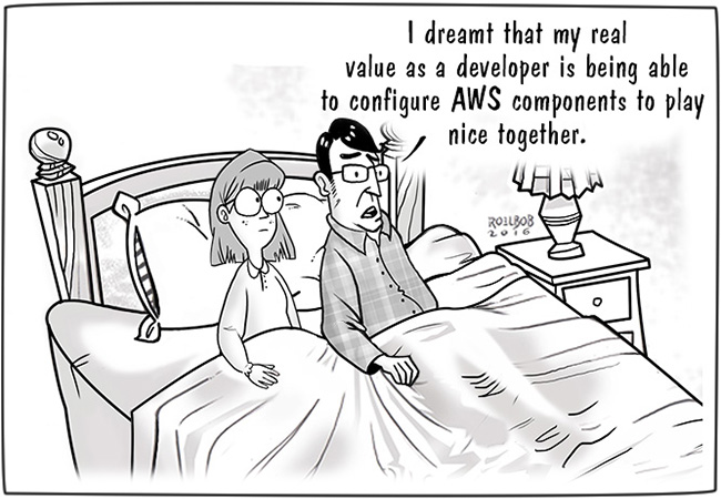A Developer's Lament