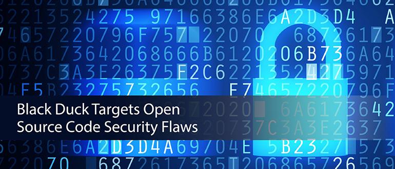 Black Duck Targets Open Source Code Security Flaws