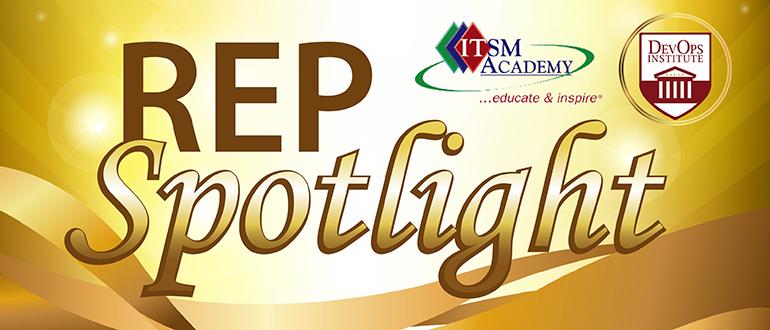 REP SPOTLIGHT: ITSM Academy