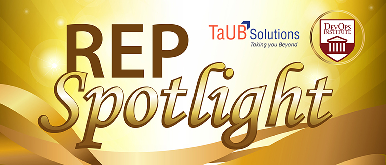 REP SPOTLIGHT: TaUB Solutions
