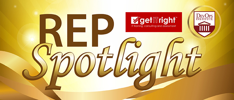 REP SPOTLIGHT: getITright