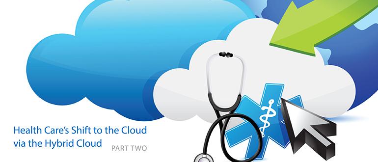 Health Care's Shift to the Cloud via the Hybrid Cloud, Part 2