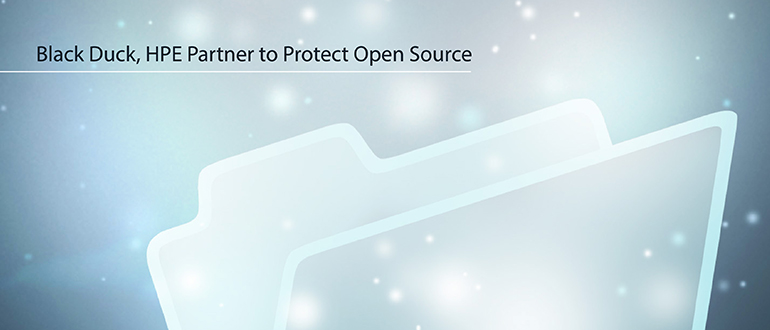 Black Duck, HPE Partner to Protect Open Source