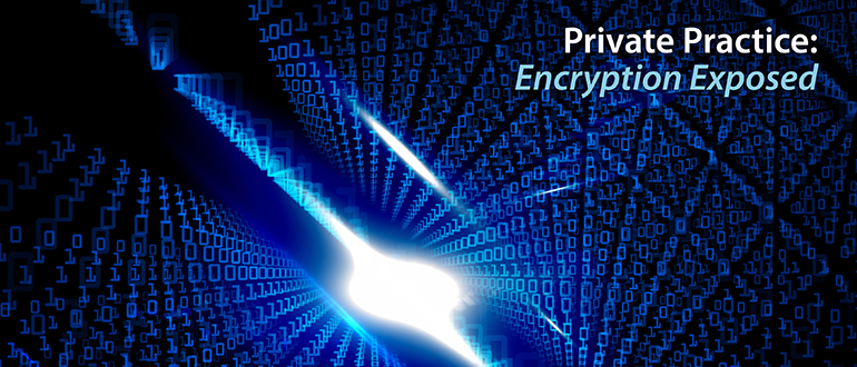 Private Practice: Encryption Exposed