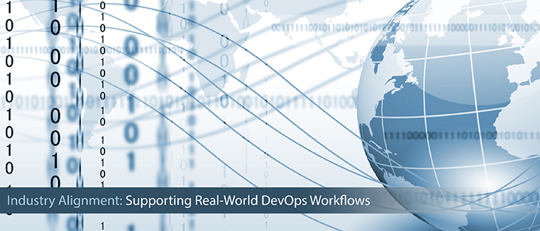 Industry Alignment: Supporting Real-World DevOps Workflows