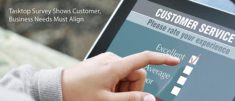 Tasktop Survey Shows Customer, Business Needs Must Align
