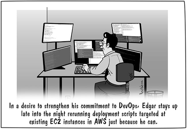 Committed Deployment