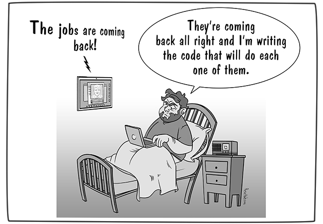 When Jobs Come Back