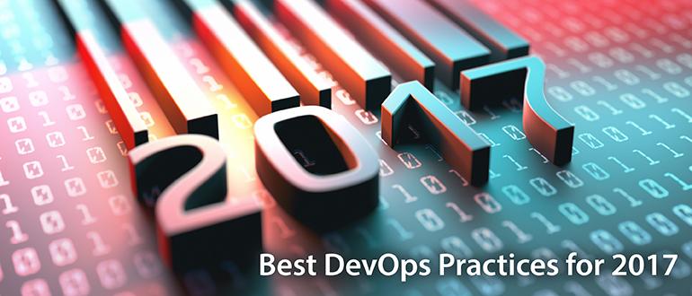Best DevOps Practices for 2017