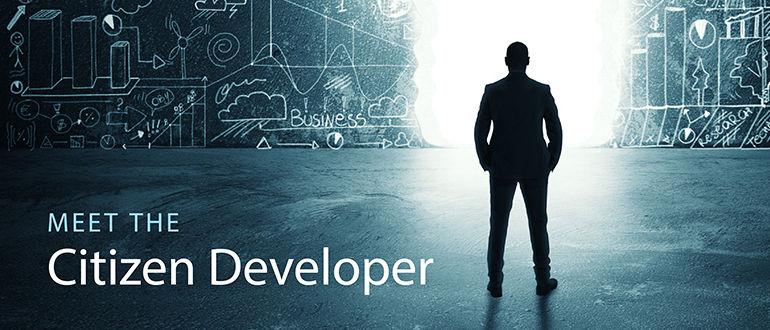Meet the Citizen Developer