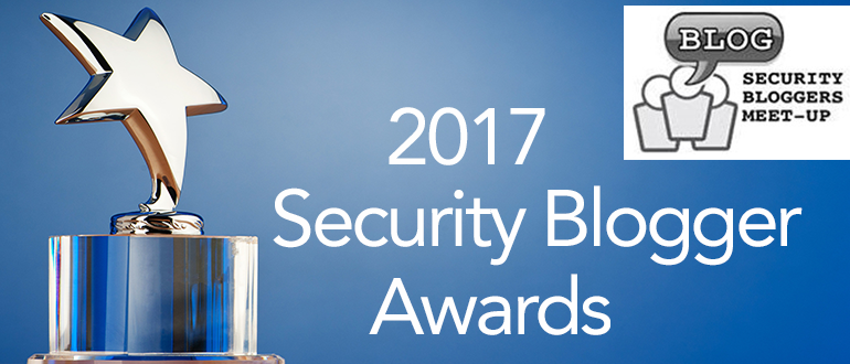 2017 Security Blogger Awards – Open for Voting!