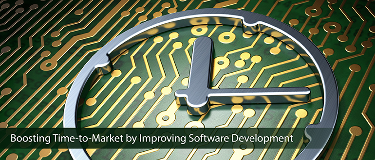 Boosting Time-to-Market by Improving Software Development