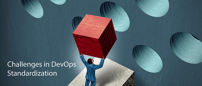 Challenges in DevOps Standardization